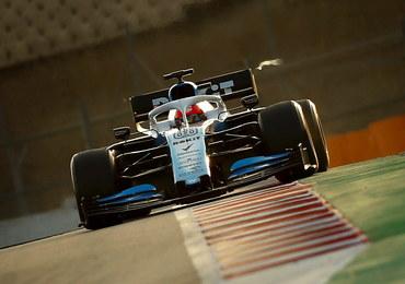 Formula 1: Kubica z najgorszym czasem na torze pod Barceloną