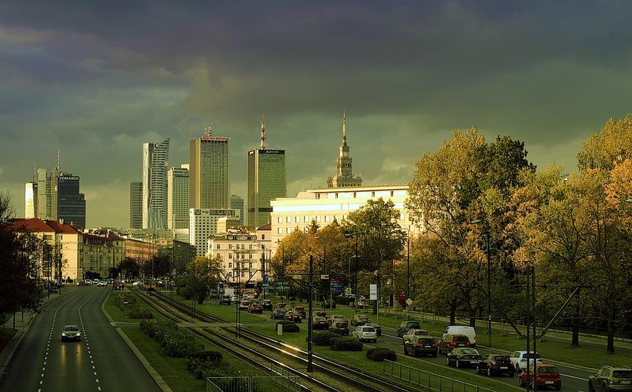 Powazne Utrudnienia W Warszawie Drogowcy Zamykaja Ul Kondratowicza
