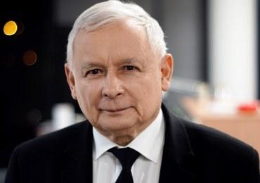 """Prezes PiS o """"piątce Kaczyńskiego"""": Nie przyznaję się do autorstwa"""