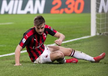 AC Milan pokonał US Sassuolo. Krzysztof Piątek bohaterem