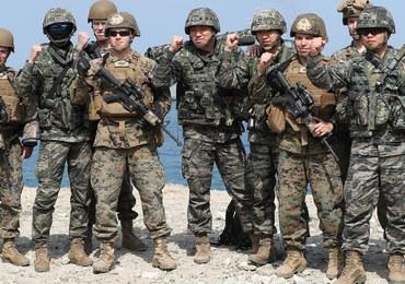 USA i Korea Południowa wstrzymują wspólne manewry wojskowe