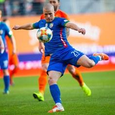 Piłka nożna - mecz reprezentacji do lat 20: Polska - Niemcy