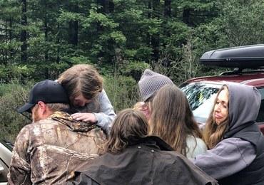Zaginione w lesie siostrzyczki odnaleziono po dwóch dobach. Ratownicy mówią o cudzie