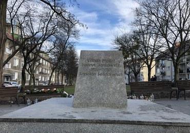 Gdańsk już bez pomnika ks. Jankowskiego