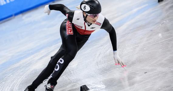 Natalia Maliszewska awansowała do ćwierćfinału mistrzostw świata w short tracku na dystansie 500 metrów. Złota medalistka mistrzostw Europy i zdobywczyni Pucharu Świata w tej konkurencji w tym sezonie o miejsca na podium w Sofii powalczy w sobotę.