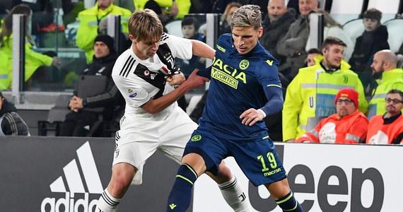 Prowadzący w tabeli włoskiej ekstraklasy i praktycznie pewny tytułu mistrzowskiego Juventus Turyn, z Wojciechem Szczęsnym w bramce, pokonał Udinese 4:1 na inaugurację 27. kolejki włoskiej ekstraklasy piłkarskiej. W kadrze gości zabrakło Łukasza Teodorczyka.
