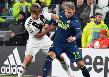 Liga włoska: Wysoka wygrana Juventusu z Udinese