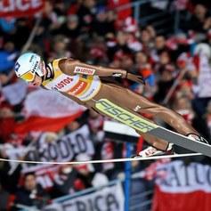 Skoki narciarskie: Zawody Pucharu Świata w Planicy