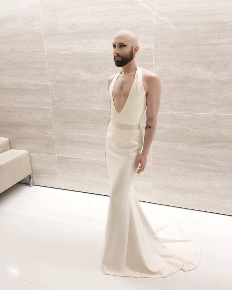 """O Conchicie Wurst znów głośno - zobaczcie najnowszy teledysk """"Trash All The Glam"""" laureata Eurowizji 2014."""
