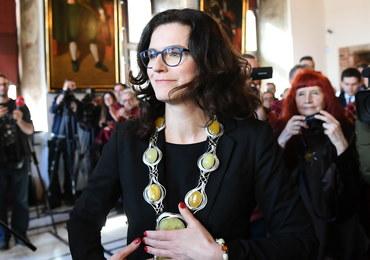 Aleksandra Dulkiewicz złożyła ślubowanie na prezydenta Gdańska