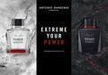 Power of Seduction: Uwodzicielski zapach od Antonio Banderasa