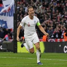 Piłka nożna: Eliminacje Mistrzostw Europy - mecz: Anglia - Czechy