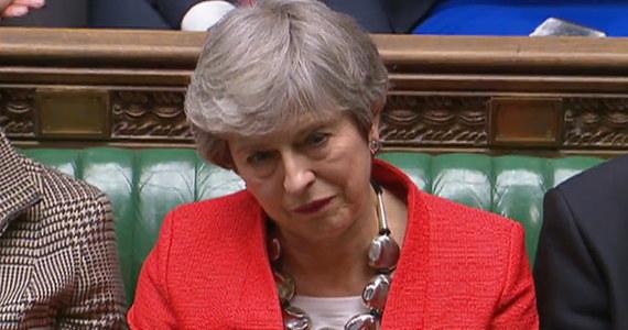 May przegrała głosowanie ws. brexitu