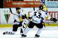 PHL. GKS Tychy - TatrySki Podhale Nowy Targ 4-1 w pierwszym półfinale