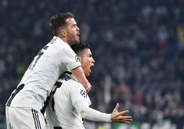 Awans Juventus'u do ćwierćfinału LM i fantastyczny hattrick Cristiano Ronaldo