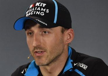 Formuła 1. Robert Kubica powitany brawami na konferencji przed Grand Prix Australii