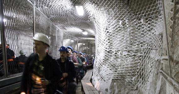 Wstrząs w kopalni Rydułtowy na Śląsku. Na szczęście, nikomu nic się nie stało.