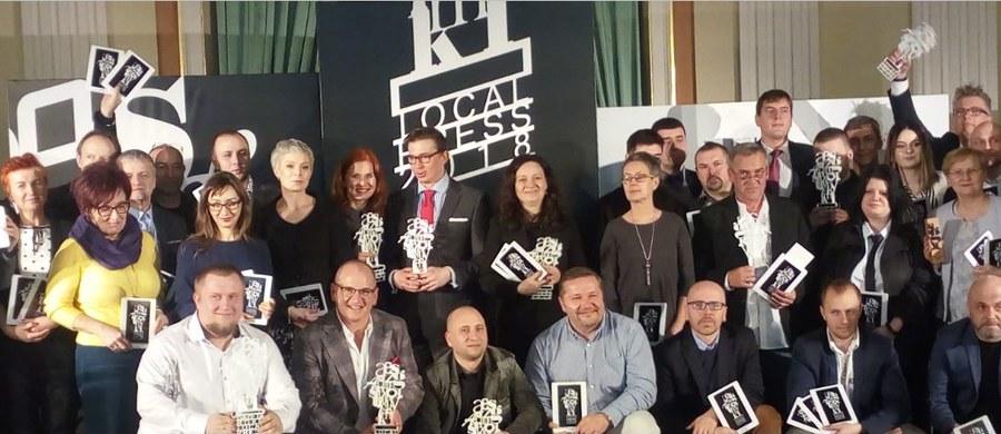 W czwartek 14 marca o godz.12.00 podczas gali w Zamku Królewskim w Warszawie został rozstrzygnięty konkurs SGL Local Press 2018. Oprócz głównej nagrody – dla Gazety Roku, wręczone zostały statuetki dla zwycięzców w dziewięciu kategoriach, w tym jednej specjalnej.