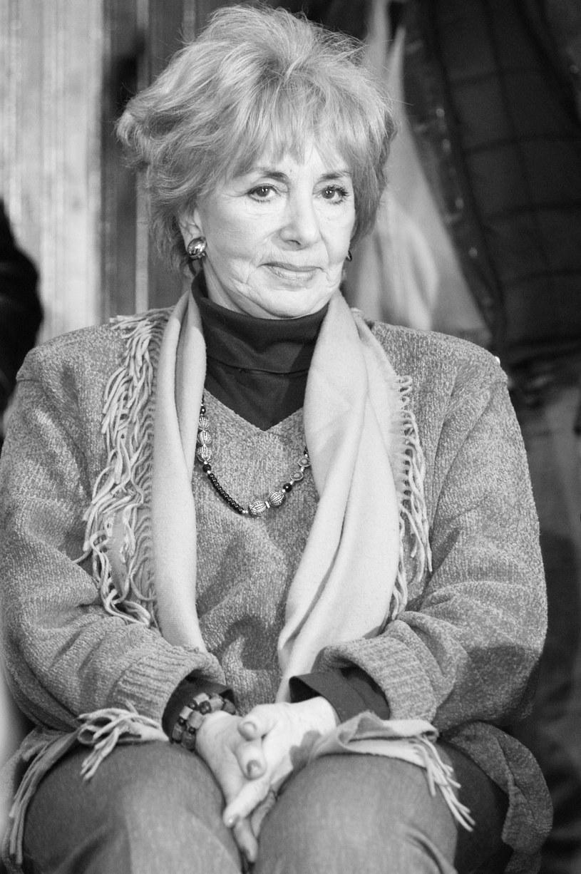 Zofia Czerwińska zmarła 13 marca 2019 roku w Warszawie. Już wiadomo, kiedy odbędzie się pogrzeb znanej aktorki.