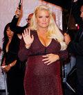 Jessica Simpson w zaawansowanej ciąży pokazała brzuch [INSTAGRAM]