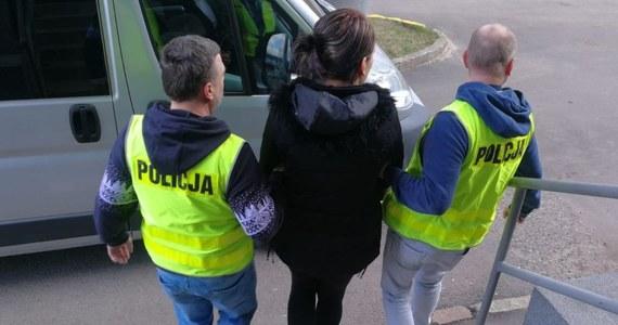 Dwie osoby związane z pseudokibicami zatrzymane przez policję na Śląsku. W samochodzie, którym jechała mieszkanka Śląska i mieszkaniec Łodzi, znaleziono narkotyki.