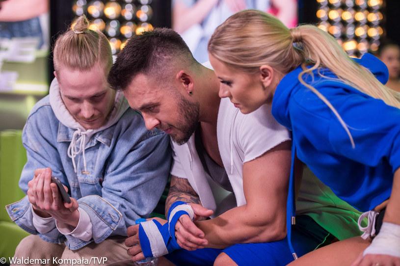Przygotowania do czwartego odcinka tanecznego show TVP2 wyprowadziły z równowagi Emila Gankowskiego, partnera Katarzyny Dziurskiej. Co się stało?