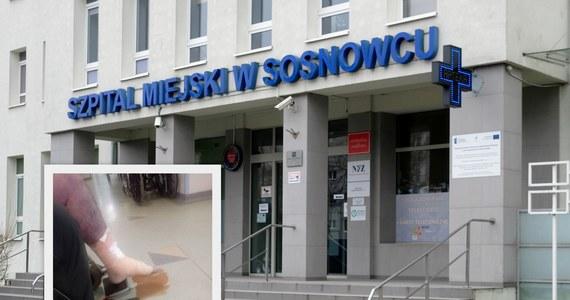 Narodowy Fundusz Zdrowia skontroluje Sosnowiecki Szpital Miejski po śmierci 39-latka w izbie przyjęć. Mężczyzna z siną i spuchniętą nogą czekał na pomoc 9 godzin. Zmarł o godzinie 22.