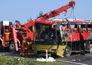 Tragiczny wypadek ukraińskiego autokaru. Ruszył proces kierowcy