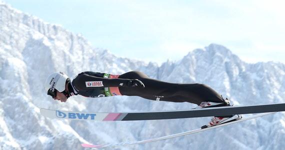 """W piątkowym konkursie Pucharu Świata w skokach narciarskich w słoweńskiej Planicy po raz 200. miejsce na podium wywalczył Polak. Trzeci był Piotr Żyła, który jednak do wyniku nie przykładał wielkiej wagi. """"Czwarte miejsce też byłoby dobre"""" - stwierdził."""