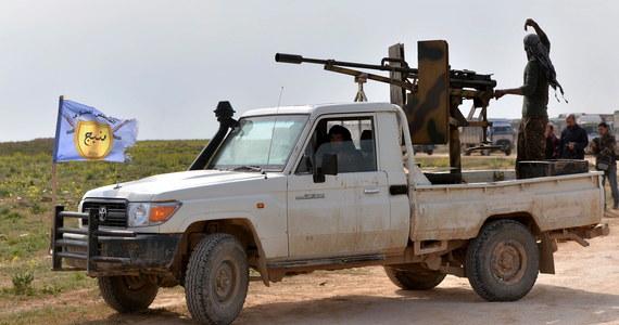 Syryjskie Siły Demokratyczne (SDF) poinformowały, że przejęły kontrolę nad ostatnią enklawą dżihadystów Państwa Islamskiego - wioską Baguz na wschodzie Syrii i ogłosiły koniec tzw. kalifatu.