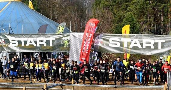 """W Gdyni rozpoczęliśmy w ten weekend sezon przeszkodowych biegów terenowych. Ponad 600 zawodników znalazło się na listach startowych """"Chlupotu w Butach"""" z RMF FM. Hasło: Run Mud Fun, czyli bieg, błoto i dobra zabawa!"""