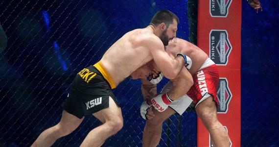 Utytułowany sztangista Szymon Kołecki pokonał Mariusza Pudzianowskiego w jednej z walk gali KSW w Łodzi. Było to siódme zwycięstwo byłego mistrza olimpijskiego w mieszanych sportach walki (MMA).