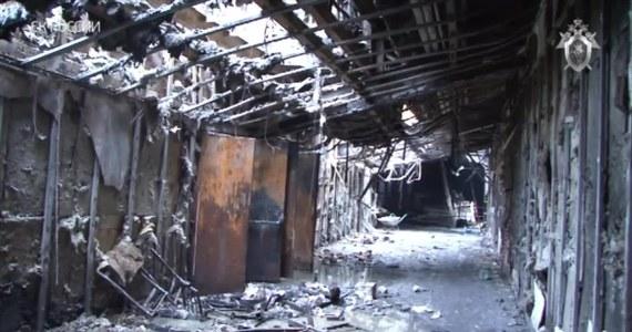 W Polsce zatrzymano Wiaczesława Wiszniewskiego, to współwłaściciel centrum handlowego w Kemerowie. Rok temu doszło tam do pożaru, w którym zginęło 60 osób, w tym 37 dzieci.