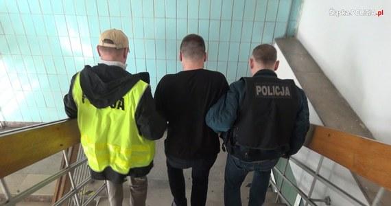 Sukcesem policji zakończyły się dwie przeprowadzone w ostatnich dniach na Śląsku operacje wymierzone w środowisko pseudokibiców. Funkcjonariusze z komendy wojewódzkiej w Katowicach przejęli 65 kg marihuany o wartości prawie 2 mln złotych, która miała trafić do grup przestępczych śląskich pseudokibiców. Funkcjonariusze CBŚP rozbili natomiast dwa współpracujące z kibolami gangi: zatrzymali 10 osób, a wśród nich 46-letniego Adama S., ps. Apacz, któremu śledczy zarzucają kierowanie tymi grupami. Członkowie jednego gangu podejrzani są o kradzieże naczep samochodów ciężarowych, drugiego - o przemyt i handel narkotykami.