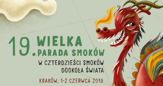 W pierwszy weekend czerwca ulicami Krakowa przejdzie jedyne w swoim rodzaju kolorowe smocze święto. Jak mówią organizatorzy z Teatru Groteska, 19. Wielka Parada Smoków to okazja do spotkania się z różnorodnością kultur na wszystkich kontynentach.