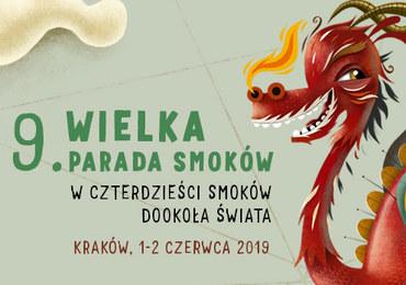 Kolorowe smocze święto. Wkrótce ruszy 19. Wielka Parada Smoków w Krakowie