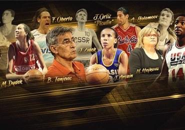 Legendarna Małgorzata Dydek w Galerii Sław FIBA