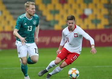 """U20: Polacy przegrali z Niemcami 0:2. """"To była dobra lekcja"""""""