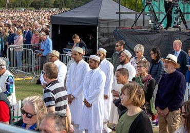 W Christchurch uczczono pamięć ofiar ataków na meczety
