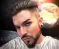 Adam Lambert pokazał ukochanego