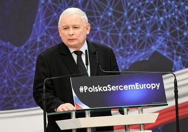 """Kaczyński zapowiedział """"piątkę plus"""": Wolność w internecie będzie zachowana"""