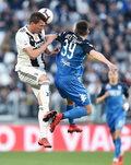 Serie A. Skromne zwycięstwo Juventusu w meczu polskich bramkarzy