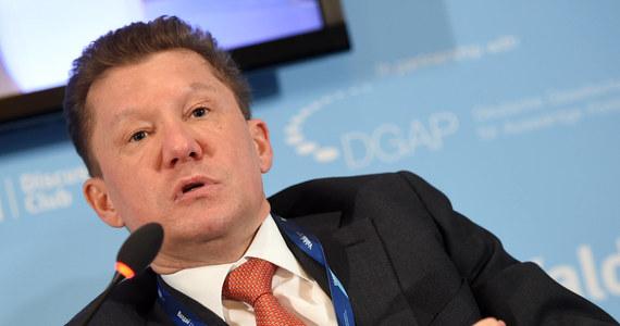 Szef rosyjskiego koncernu Gazprom Aleksiej Miller powiedział w niedzielę w telewizji Rossija 1, że budowa gazociągu Nord Stream 2 zostanie ukończona w 2019 roku. Miller ocenił, że nie ma obecnie przeszkód, które uniemożliwiłyby dokończenie go w tym terminie.