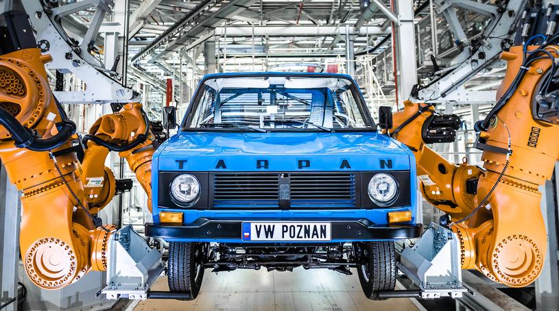 Risultati immagini per Volkswagen Poznań