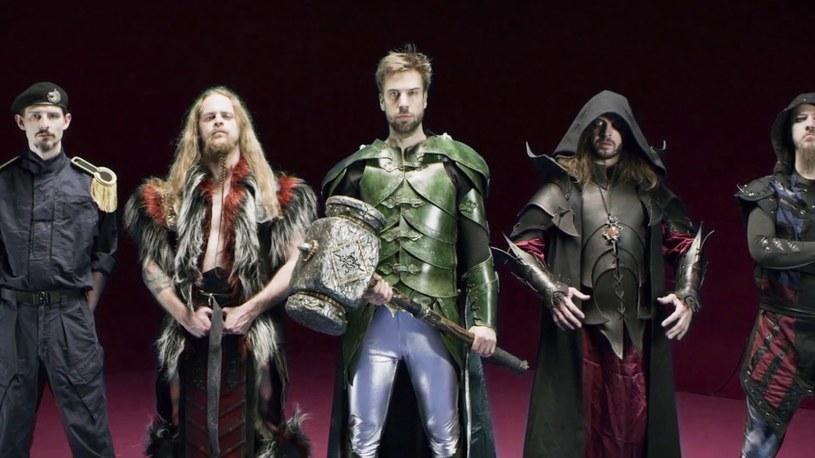 Intergalaktyczni symfo-powermetalowcy ze szkockiego Gloryhammer odliczają już dni do (wszech)światowej premiery trzeciego albumu.