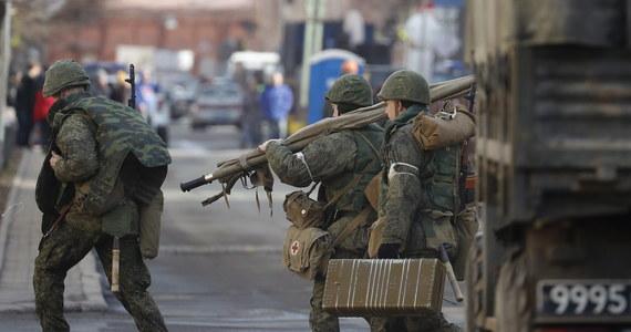 W budynku akademii wojskowej w Petersburgu doszło do eksplozji. Jak podał rosyjski portal Gazeta.ru, powołując się na ministerstwo ds. sytuacji nadzwyczajnych, nie ma ofiar śmiertelnych.