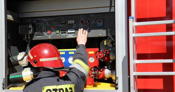 Pożar budynku gospodarczego w Siemianowicach Ślaskich. Tę informacje z Gorącej Linii RMF FM potwierdzili nam strażacy.