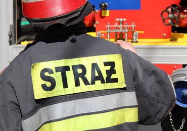 Pożar mieszkania we Wrocławiu. Nie żyje jedna osoba