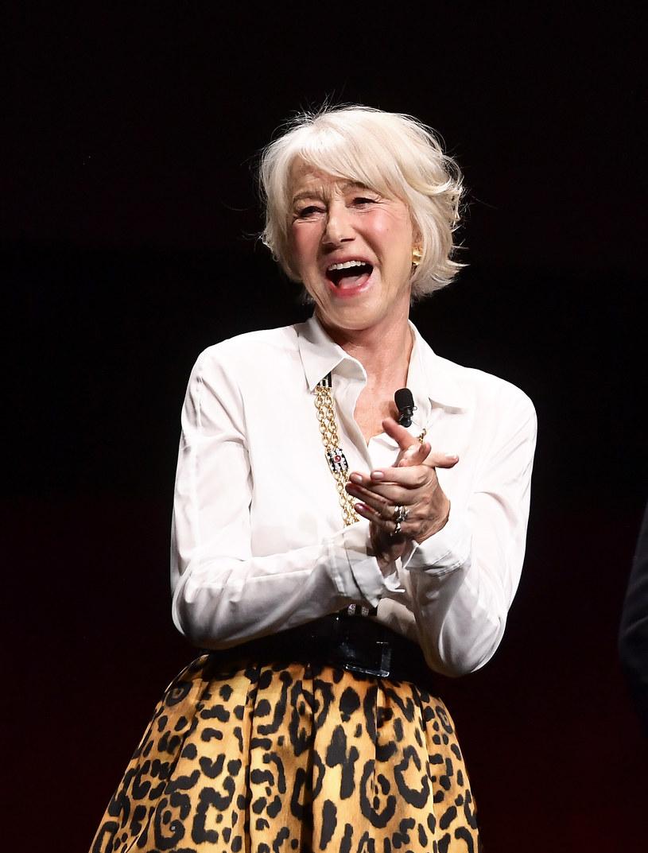 """W czasie promocji swojego najnowszego filmu """"The Good Liar"""" Helen Mirren dorzuciła swoje trzy grosze do trwającej od dłuższego czasu dyskusji """"Netflix czy kino"""". Laureatka Oscara z rolę w """"Królowej"""" opowiedziała się jednoznacznie po jednej ze stron sporu."""