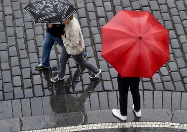 Prognoza pogody: W weekend przydadzą się parasole!